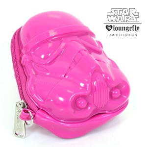 Loungefly - SDCC exclusive pink Stormtrooper 3D coin purse