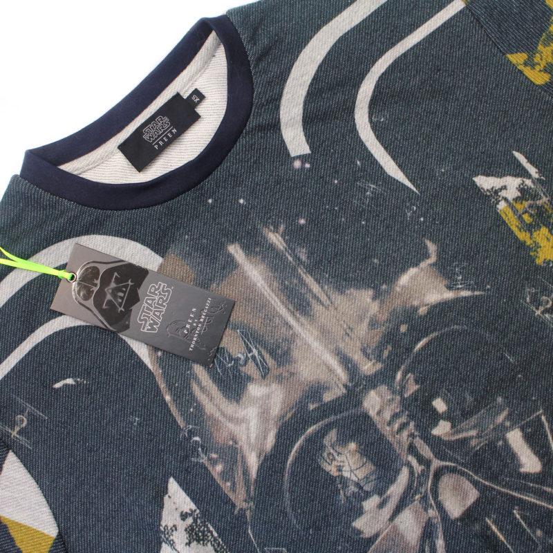 Preen by Thornton Bregazzi x Star Wars Darth Vader sweatshirt