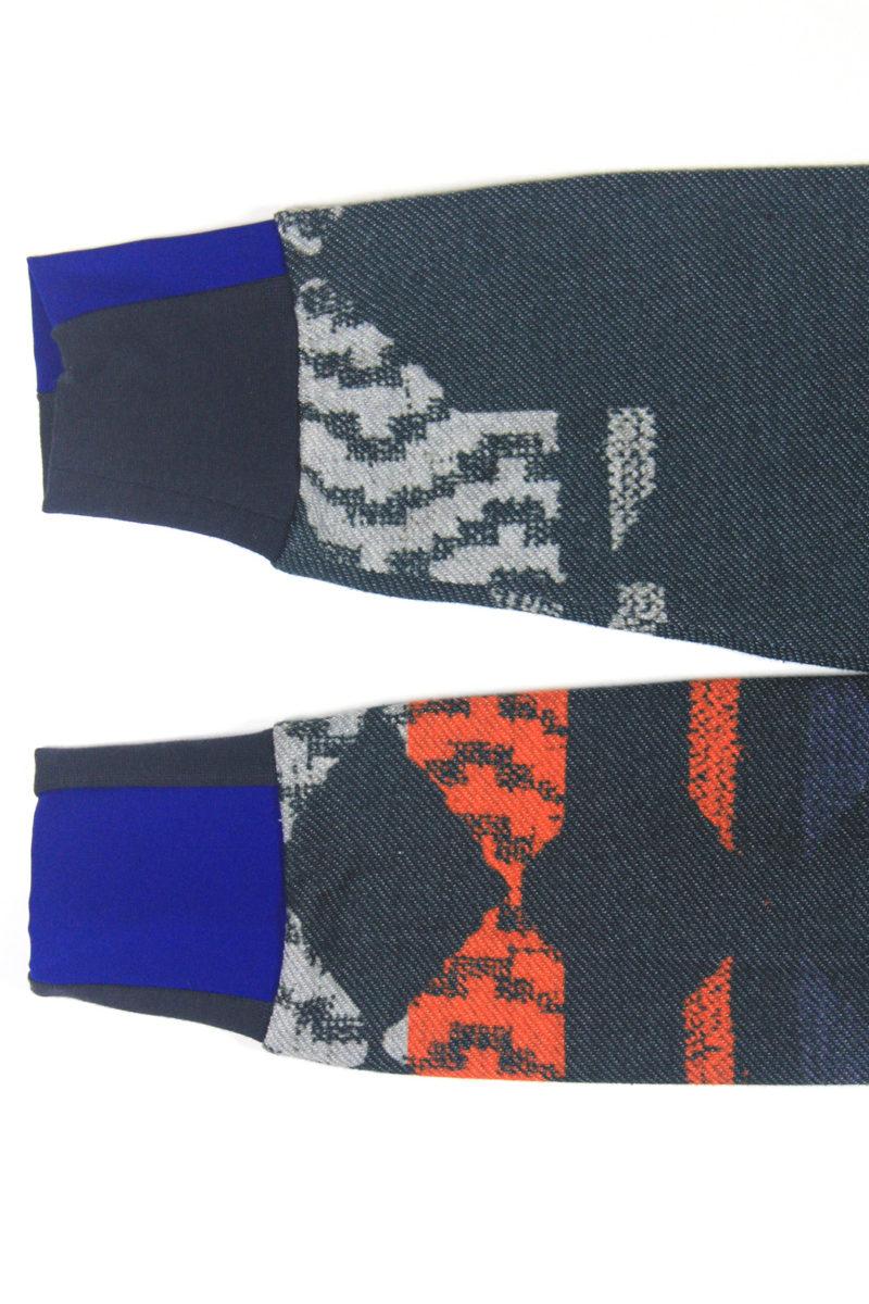 Preen by Thornton Bregazzi - sweatshirt (sleeve detail)