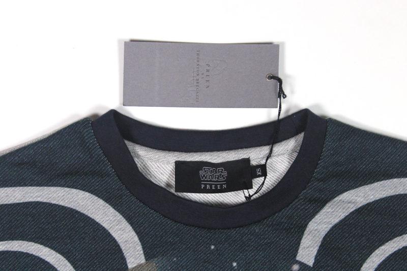 Preen by Thornton Bregazzi - sweatshirt (detail)