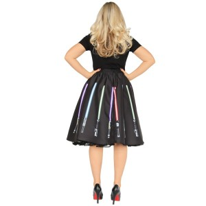 Lightsaber skirt is back!