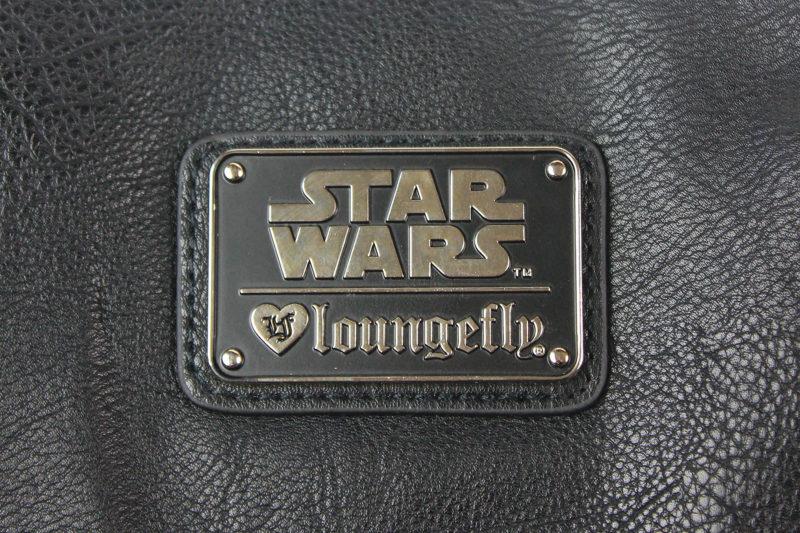 Loungefly - Luke & Leia Photo Real Tote (detail)