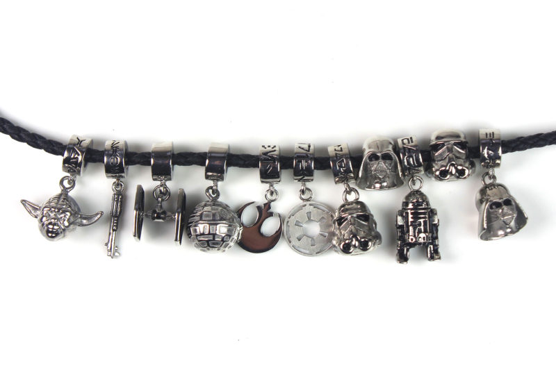 Thinkgeek - Star Wars bead charms by Body Vibe