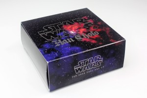 Han Cholo - Vader Saber cuff outer box packaging (front)