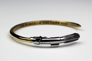 Han Cholo - Vader Saber cuff (outer band/hilt detail)