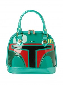 Hot Topic - Loungefly Boba Fett handbag