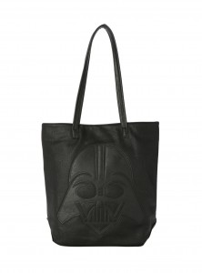 Hot Topic - Loungefly Darth Vader tote bag