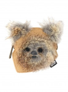 Hot Topic - Loungefly ewok coin purse