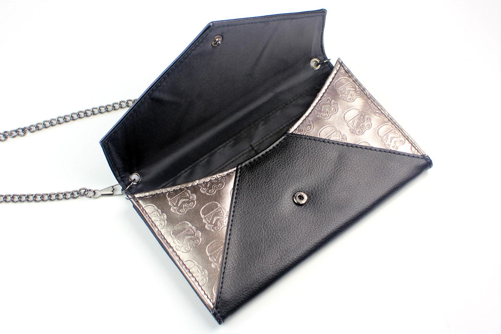 Bioworld - Galactic Empire envelope chain wallet (front/interior)