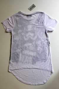 Hot Topic - women's Captain Phasma t-shirt (back)