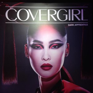Covergirl x Star Wars - 'Dark Apprentice' look revealed