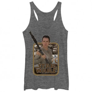 Fifth Sun - women's The Force Awakens tank top