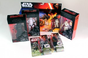 Force Friday - my collectible purchases