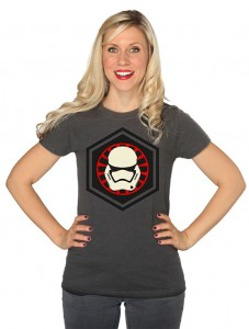 Her Universe - Stormtrooper First Order tee