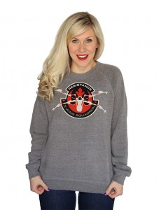 Her Universe - Resistance X-Wing pullover top