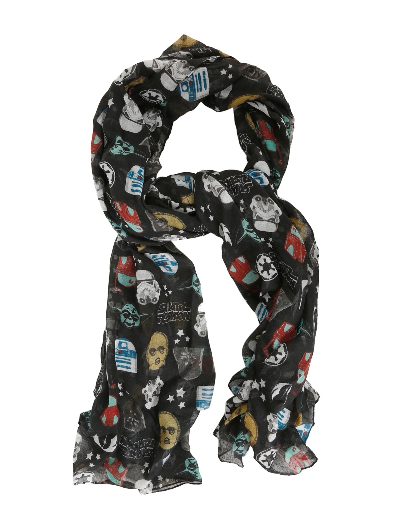 New Loungefly Scarf At Hot Topic The Kessel Runway