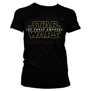 Hybris - women's The Force Awakens logo t-shirt