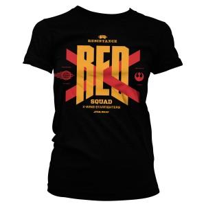Hybris - women's Red Squad t-shirt