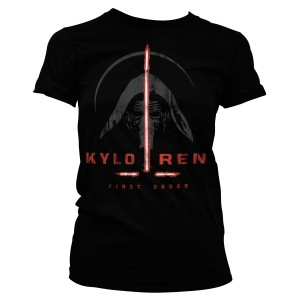 Hybris - women's Kylo Ren t-shirt
