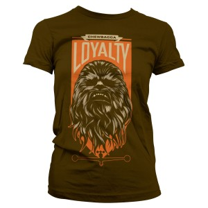 Hybris - women's Chewbacca Loyalty t-shirt