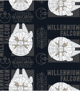 Joann - licensed The Force Awakens fabrics