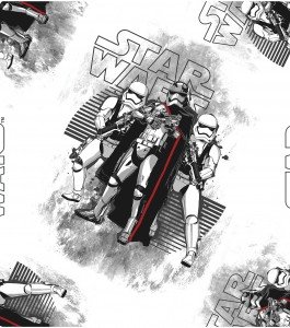 Joann - licensed The Force Awakens fabrics