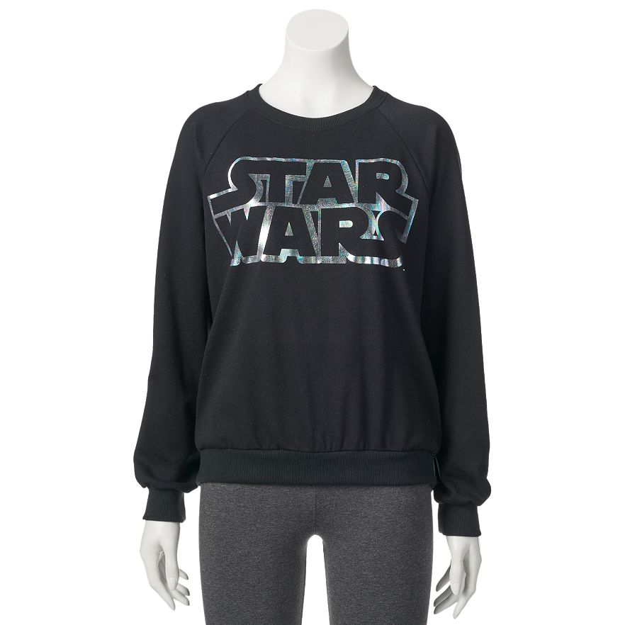 star wars hoodie womens white. Black Bedroom Furniture Sets. Home Design Ideas