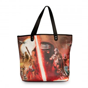 Loungefly - The Force Awakens tote bag (front)