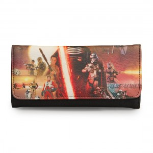 Loungefly - The Force Awakens wallet (front)