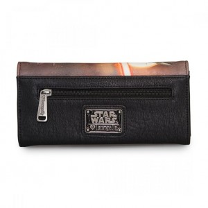 Loungefly - The Force Awakens wallet (back)