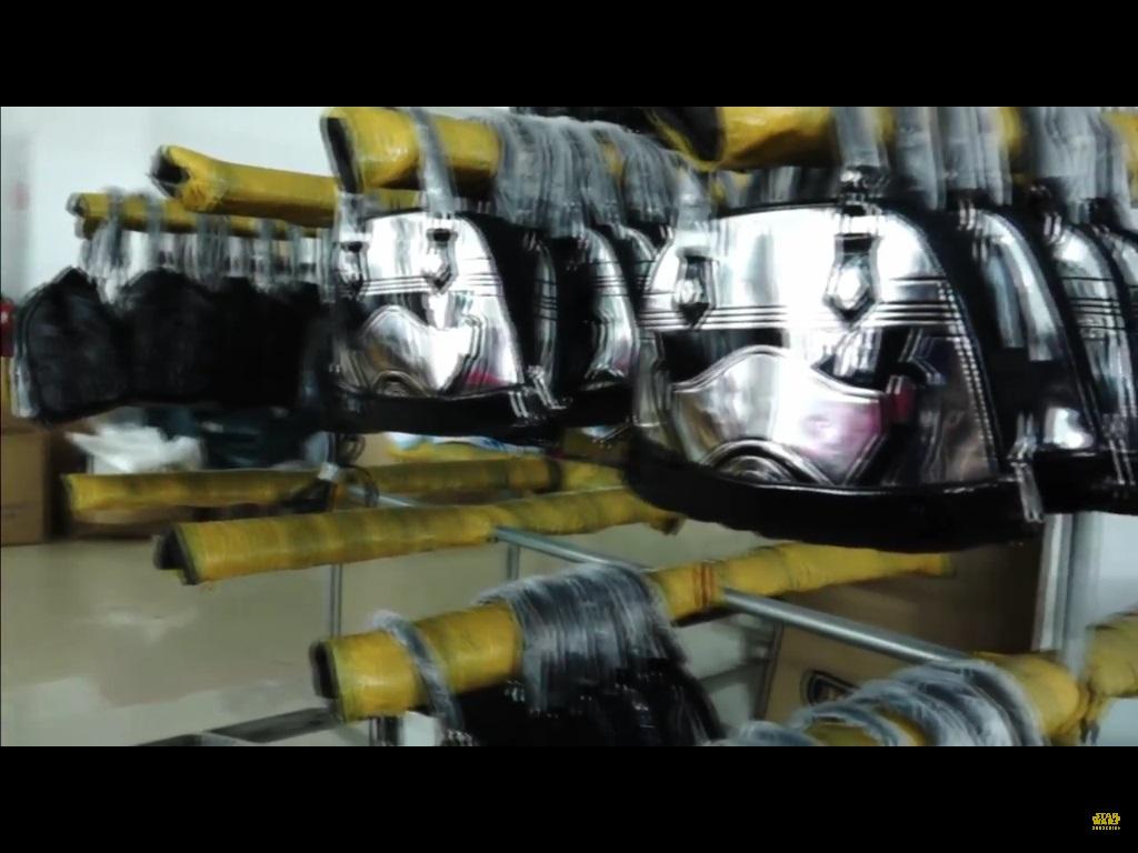 Loungefly - Star Wars youtube sneak peak video