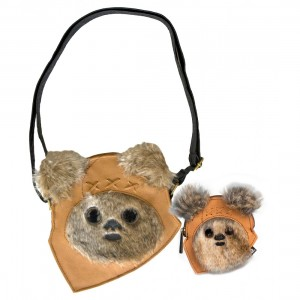 Modern PinUp - Loungefly Ewok crossbody bag and coin purse bundle