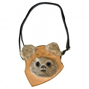 Modern PinUp - Ewok crossbody bag by Loungefly