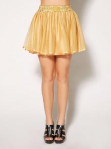 Spencers - C-3PO tutu skirt