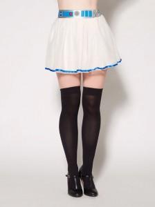 Spencers - women's R2-D2 tutu skirt