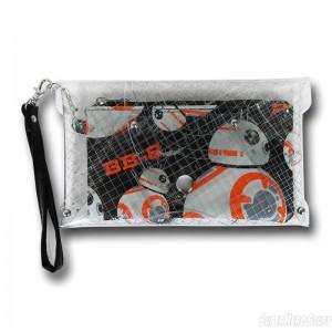 SuperHeroStuff - The Force Awakens BB-8 wristlet wallet