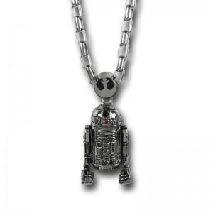 SuperHeroStuff - R2-D2 necklace by Han Cholo