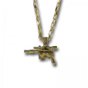 SuperHeroStuff - Blaster necklace by Han Cholo