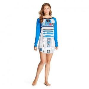 Target - women's Star Wars R2-D2 sleepshirt