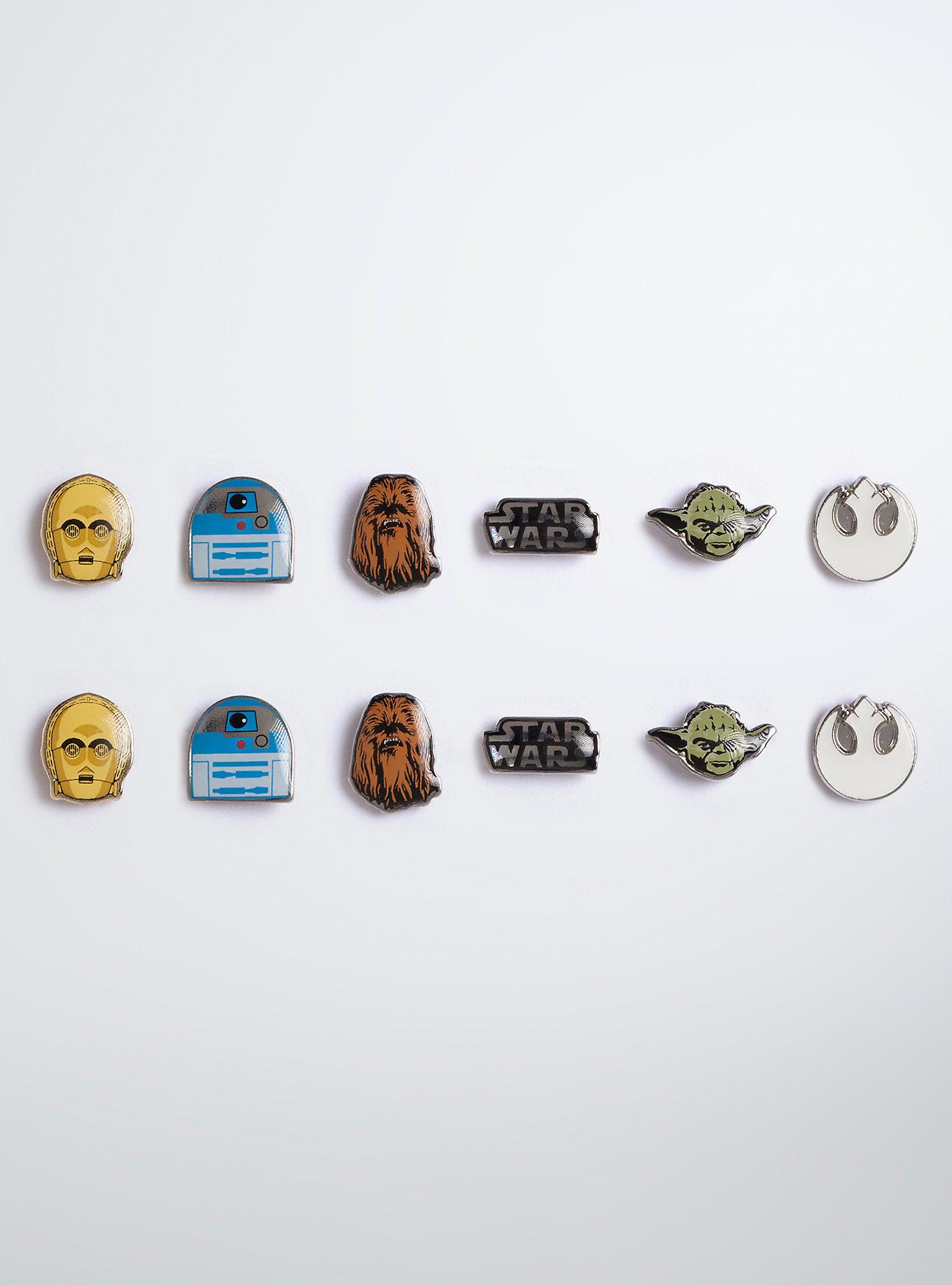 Star Wars Earrings