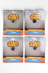 Body Vibe - Star Wars spacer charm beads
