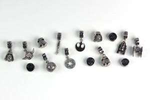 Body Vibe - Star Wars charm beads