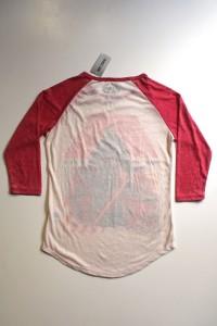 Hot Topic - women's Kylo Ren group raglan 3/4 sleeve top (back)