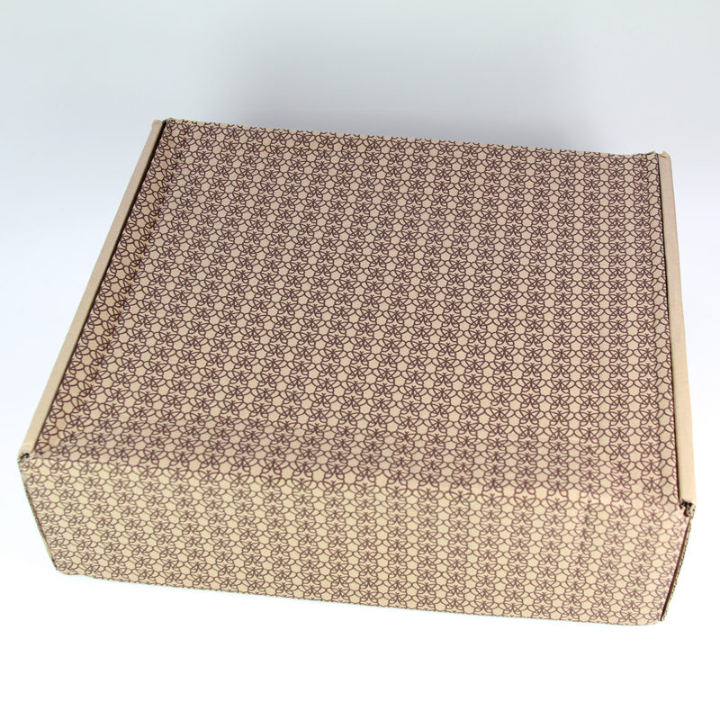 Po-Zu - Piper V Dark Brown (shoe box)