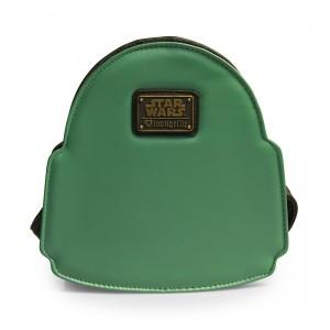 Loungefly - Boba Fett helmet crossbody bag (back)