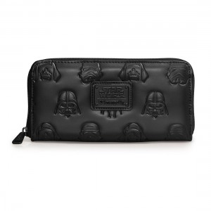 Loungefly - Dark Side embossed wallet (front)