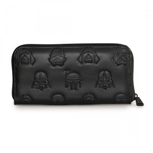 Loungefly - Dark Side embossed wallet (back)