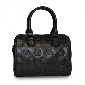 Loungefly - Dark Side Mini City embossed crossbody bag (back)