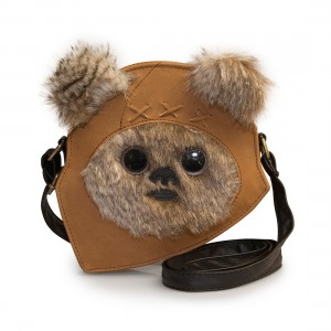 Loungefly - Ewok crossbody bag (front)