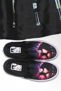 Vans x Star Wars shoes